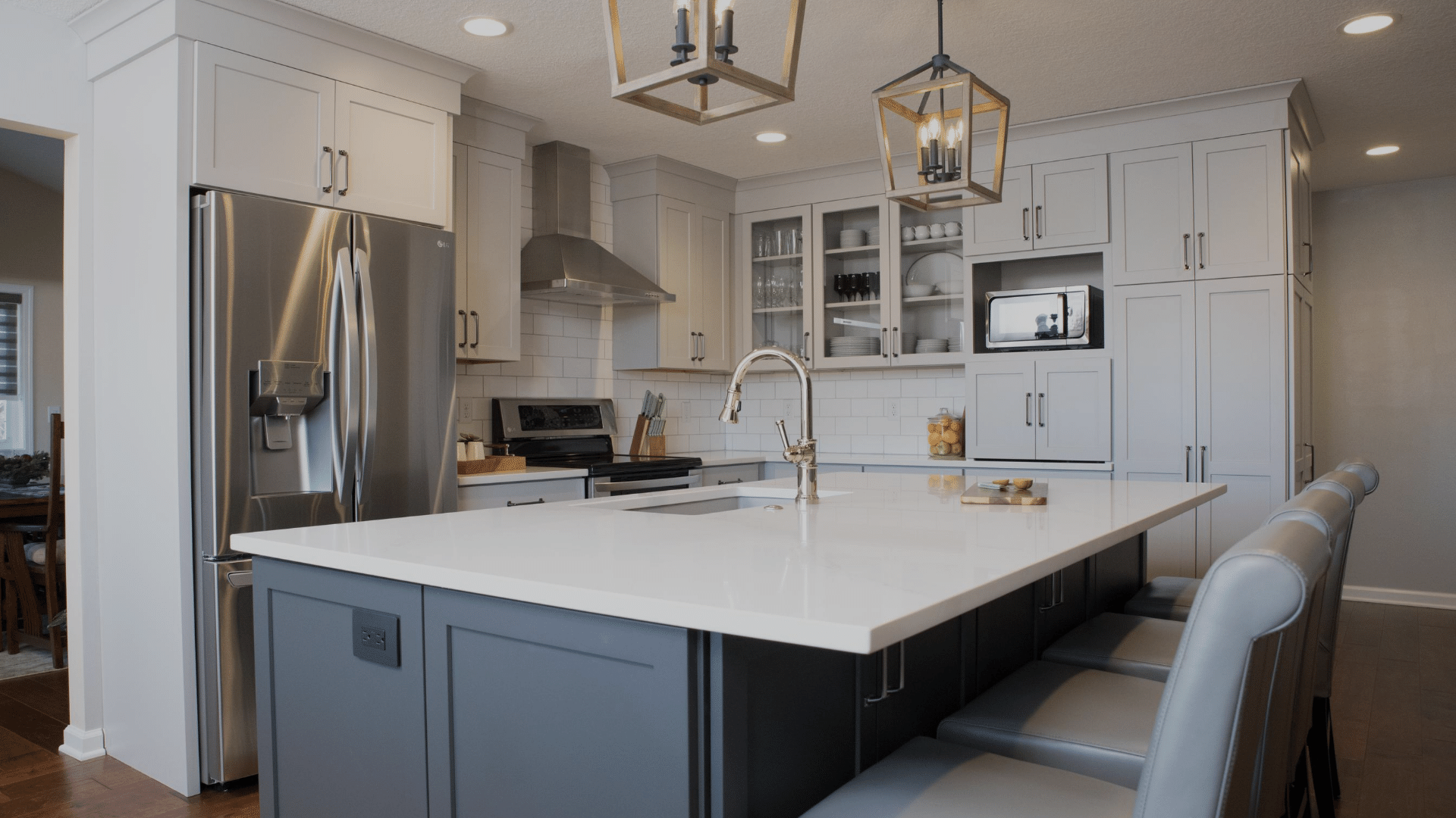 Kitchen Remodeling Services in Des Moines Iowa